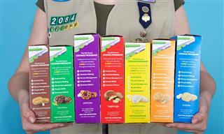 Missouri Farm Bureau Insurance agent Dexter to buy Girl Scout cookies for sales pitches