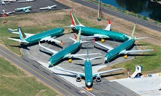 Boeing MAX planes
