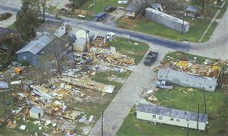 Catastrophe modeling in the wake of Hurricane Andrew