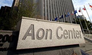Aon Center in Chicago