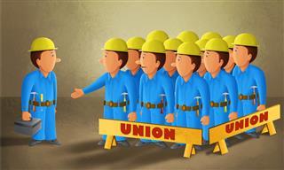 Union members