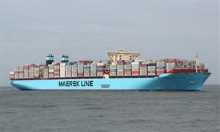 Cyber attack GoldenEye Petya on Maersk affects shipping