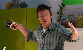 Celebrity chef Jamie Oliver sued over gluten-free recipe label