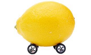 Driving a lemon