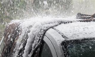 Texas hailstorm insured damage estimated at $1 billion Karen Clark