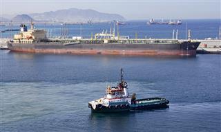 Fujairah vessel