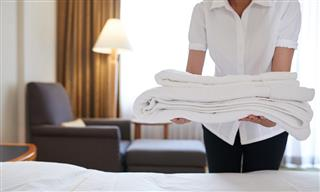 Panic buttons becoming a safety trend hospitality workers housekeepers