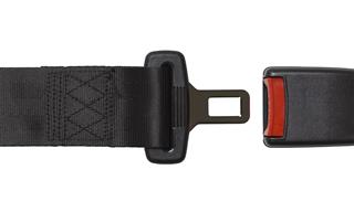 Lack of seatbelt bars Virginia trucker's workers comp accident claim Parker Mizelle v. Holiday Ice, Inc. and Graphic Arts Mutual Insurance Co