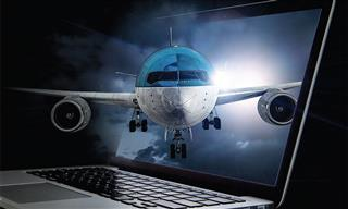 Airplane cyber risk takes flight technology makes air travel safer creates new vulnerabilities