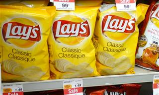 PepsiCo Lays potato chips