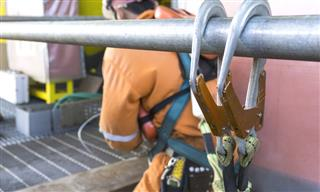 Fall protection citation against construction company affirmed