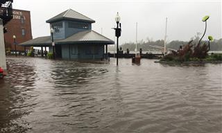 Florence puts focus on rising rainfall risks