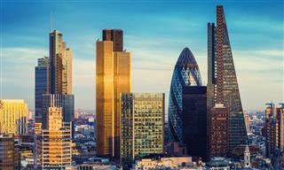 London bank district