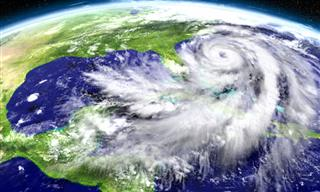 Munich Re remote industries hurricane prediction claims service