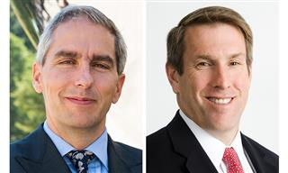Aon Eric Andersen Michael OConnor copresidents drops Aon Benfield Aon Risk Solutions