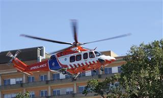 Air ambulance fees could be set at double Medicare rate under bill