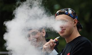 E-cigarettes target younger smokers