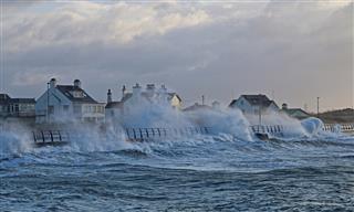 Windstorm Eleanor cyclone Burglind insured losses reach $867 million Perils