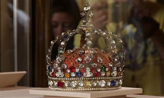 Britain crown jewels