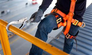 Fall protection remains most frequently cited OSHA violation
