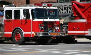 Vermont fire trucks