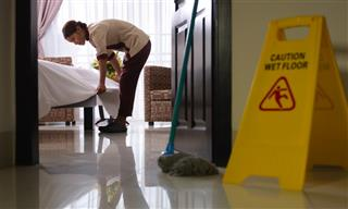 California housekeeper injury prevention rule
