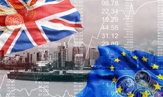 Brexit effect on UK financial market