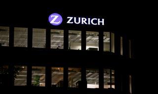 Zurich first quarter results hit by Ogden