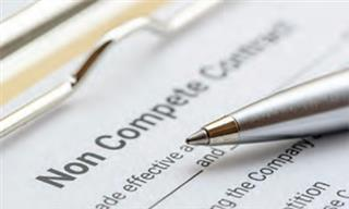 Noncompete contract
