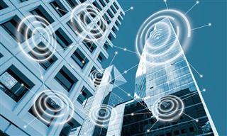 Digital building sensors insurtech