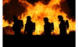 Ohio workers comp bureau 406000 dollars grants protect firefighters