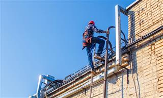 Judge upholds OSHA citations fines for lack of fall protection ladders