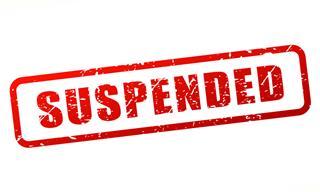 California workers comp suspension