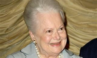 Film legend Olivia de Havilland loses battle over depiction
