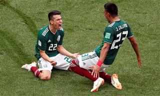 Sports wins shake up quake monitors Mexico soccer win