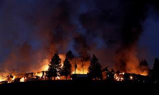 California October wildfire insurance claims top 9 billion dollars