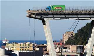 Genoa Italy Morandi bridge collapse signals wider infrastructure problems
