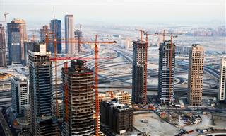 Geopolitical instability workforce top construction risk index Willis Towers Watson