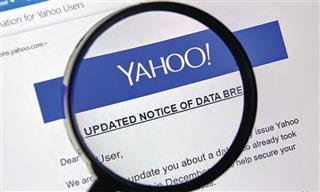 Yahoo cybersecurity breach