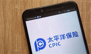 China Pacific Insurance logo