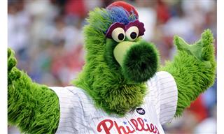 Phillies Phanatic