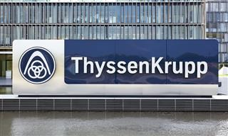 ThyssenKrupp reports cyber attack of steel plants