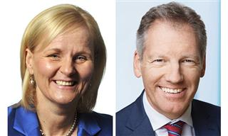 Zurich makes EMEA leadership changes Amanda Blanc Gary Shaughnessy