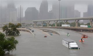 Hurricane Harvey Houston crippled by catastrophic flooding more rain on the way