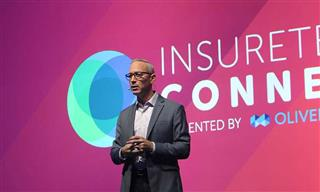 Insurers technology firms eye each other as sector prepares for upheaval InsureTech Connect Las Vegas