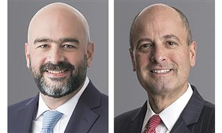 Juan Luis Ortega, left, and Juan C. Andrade