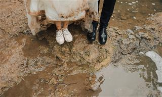 Extreme weather dumping on more wedding plans says Travelers Cos Inc weather claims