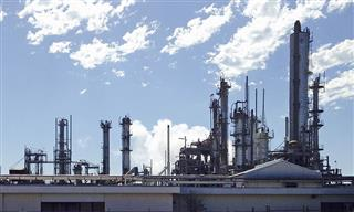 The DuPont chemical plant in La Porte, Texas
