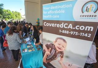Covered California public health insurance exchange continues to see enrollment numbers climb in 2015