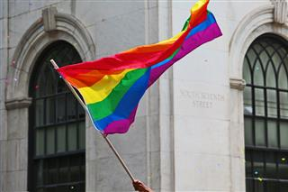 Legally married same-sex couples receive family leave in all states